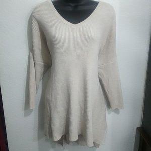 🍍{Lane Bryant } barring cream sweater